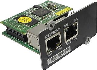 Salicru SNMP/Web Adapter Card VLT para SLC Twin RT2, SPS ADV RT32, SLC Twin PRO2 - Concentrador (SPS ADV RT32, SLC Twin PRO2, SLC Twin RT2, SPS ADV RT2, SLC Twin Pro 2)
