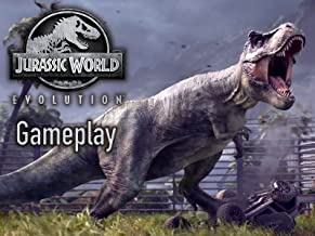 Jurassic World Evolution Gameplay
