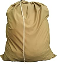 Owen Sewn Heavy Duty 30in x 40in Canvas Laundry Bag - Made in The USA