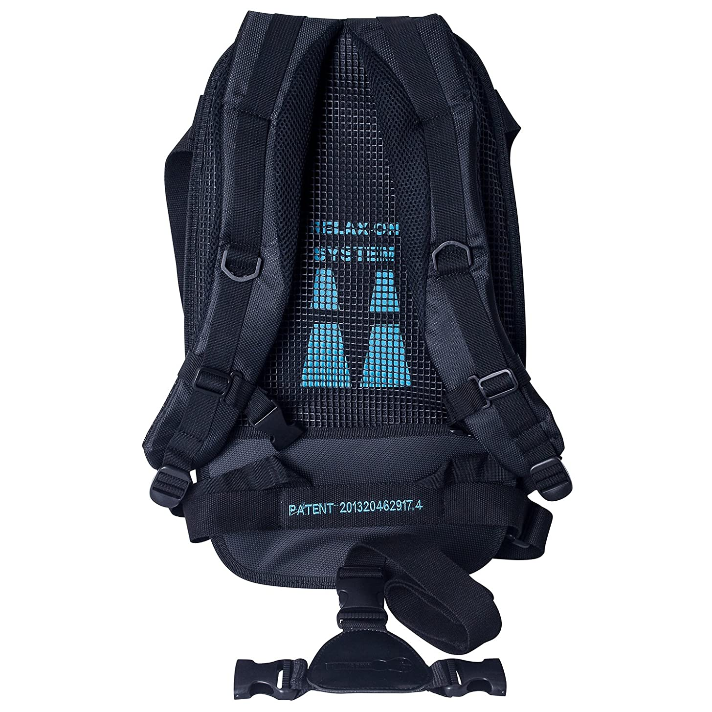 Crossrock CRCS1 Case Saddle for Hard Guitar Case as backpack