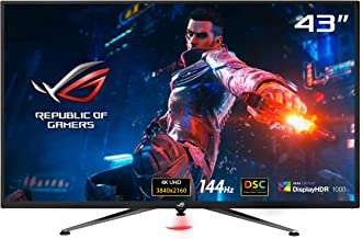"ASUS ROG Swift PG43UQ 43"" 4K HDR DSC Gaming Monitor 