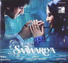 Saawariya Hindi Music/ Bollywood Songs / Film Soundtrack / Ranbir Kapoor/ Sonam Kapoor/ rani Mukharjee/Salman Khan/Sanjay Leela Bhansali / Shreya Ghosal/ Shaan / Monty Sharma