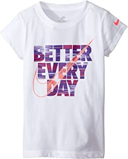 Nike Kids - Better Every Day Short Sleeve Tee (Little Kids)