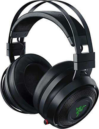 Razer Nari Wireless Gaming Headset,Black,RZ04-02680100-R3M1