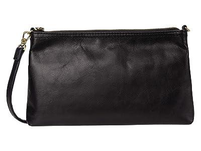 Hobo Darcy (Black Matte Vintage Hide) Handbags
