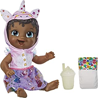 Baby Alive Tinycorns Doll, Unicorn, Accessories, Drinks,...