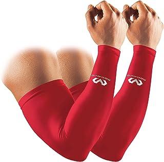 マクダビッド(McDavid) 腕 アームスリーブ アームカバー コンプレッション 着圧 吸汗速乾 疲労 UVカット スポーツ 日常生活 バスケ 野球 ランニング
