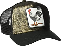 906098c9389fb Black Tropical. 20. Goorin Brothers. Animal Farm Snap Back Trucker Hat