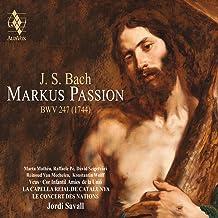 Bach: Markus Passion, BWV 247