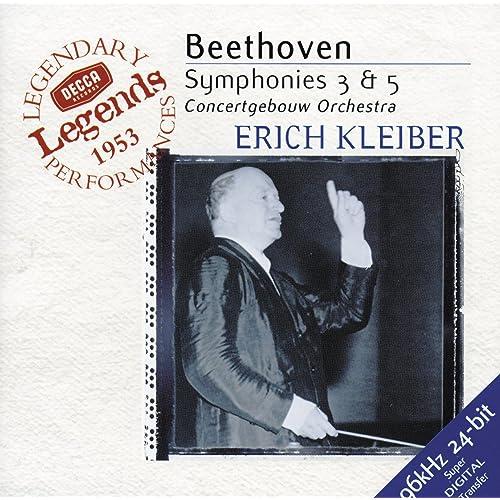 Beethoven: Symphonies Nos.3 & 5