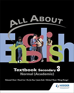 All About English Secondary 3 Normal (Academic)