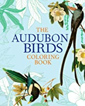 The Audubon Birds Coloring Book