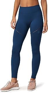 AURIQUE Amazon-Marke: AURIQUE Damen Sportleggings mit Seitenstreifen