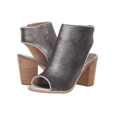 VOLATILE Judd (Silver) High Heels