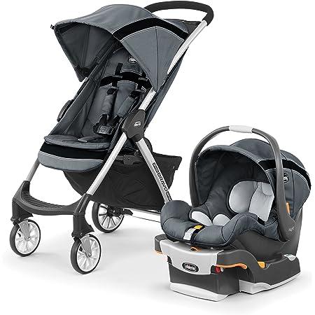 Chicco Mini Bravo Sport Travel System, Carbon