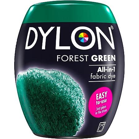 Dylon Máquina Dye Pod 350 g, Color Verde