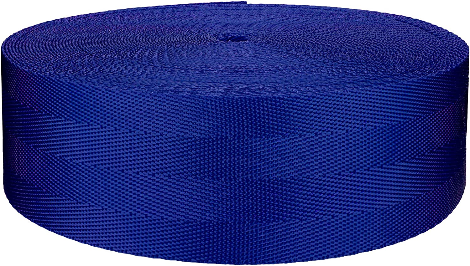 2 Inch 4 sold out Selling Panel Royal Blue Closeout Webbing Nylon Light Weight