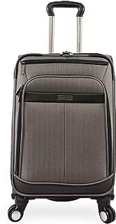 Lexington II Lightweight Carry-on Spinner Luggage, Herringbone