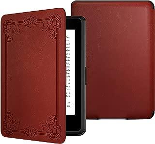 ATiC Amazon Kindle Paperwhite専用スーパー軽量薄型ケース (オートスリープ機能付き 2012/ 2013/ 2015/2016/マンガモデル適応) ブロンズ