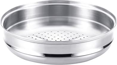 Happycall Stainless Steel Steamer For Diamond Pans, 32cm