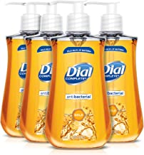 Dial Antibacterial Liquid Hand Soap, Gold, 9.375 Ounce