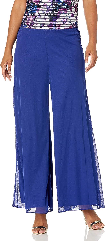 Alex Evenings Women's Straight Leg 25% OFF Petite Pl Pant Max 42% OFF Dress Regular