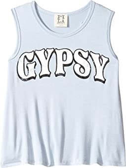 Gypsy Tank Top (Big Kids)