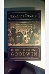 Team Of Rivals Hardcover