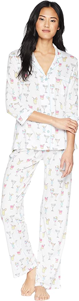 P.J. Salvage Playful Prints PJ Set