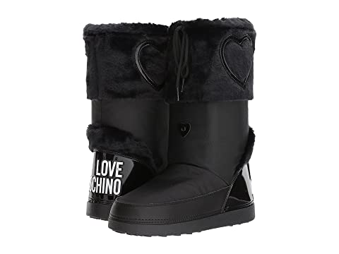 LOVE Moschino Moon Boots