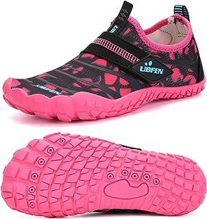 Water Shoes for Kids Boys Girls Aqua Socks Barefoot Beach...