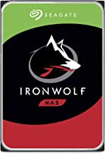 Seagate IronWolf 6TB NAS Internal Hard Drive HDD – 3.5 Inch SATA 6Gb/s 7200 RPM 256MB Cache for RAID Network Attached Stor...