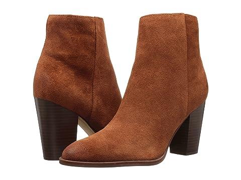 Womens Boots sam edelman brown leather suede kid reesa woodland ss0o01u8