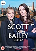 Scott & Bailey - Series 1-5 2016