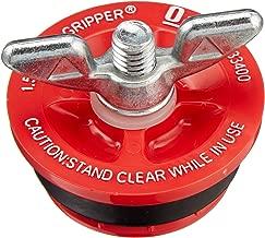 Oatey 33400 1-1/2 Inch Gripper, Red