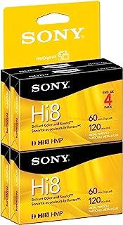 Sony P6120HMPR4 Cinta de Casete - Cinta de Audio/Video