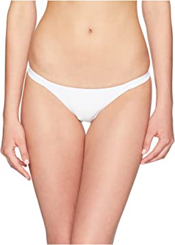 Vitamin A Swimwear Carmen Ribbed Bottoms