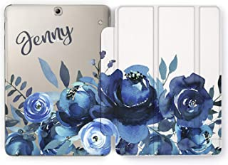 Wonder Wild Bouquet Name Samsung Galaxy Tab S4 S2 S3 Smart Stand Case 2015 2016 2017 2018 Tablet Cover 8 9.6 9.7 10 10.1 10.5 Design Cover Floral Peonies Customized Leaves Wildflowers Petals Sweet