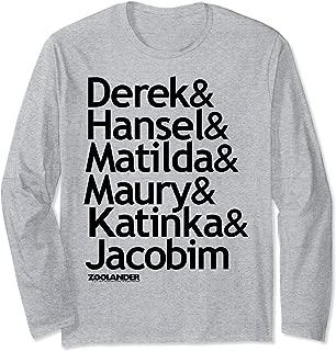 Derek Hansel Matilda Maury Katinka Jacobim Stack Long Sleeve T-Shirt