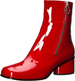 Marc Jacobs Women's Crawford Double Zip Ankle Boot Fashion