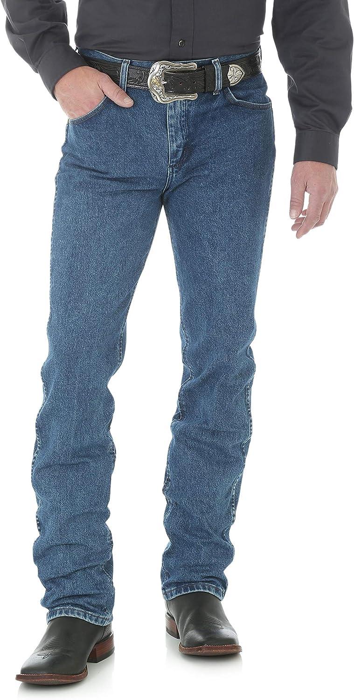 Wrangler Max 85% OFF Men's Max 53% OFF Premium Performance Cowboy Slim Fit Cut Jean