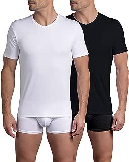DIM Men's 040X-Multicolour (0C9) T-shirts