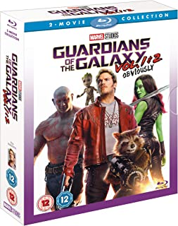 Guardians Of The Galaxy: Vol. 1 & 2