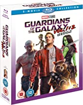 Guardians of the Galaxy Vol 1 & 2 (2 Film Collection)