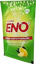 ENO, 30 Packets of ENO Sparkling Antacid Relief (Lemon Flavoured, Fruit Salt) for Indigestion, Flatulence. (4.3 G/Packet).