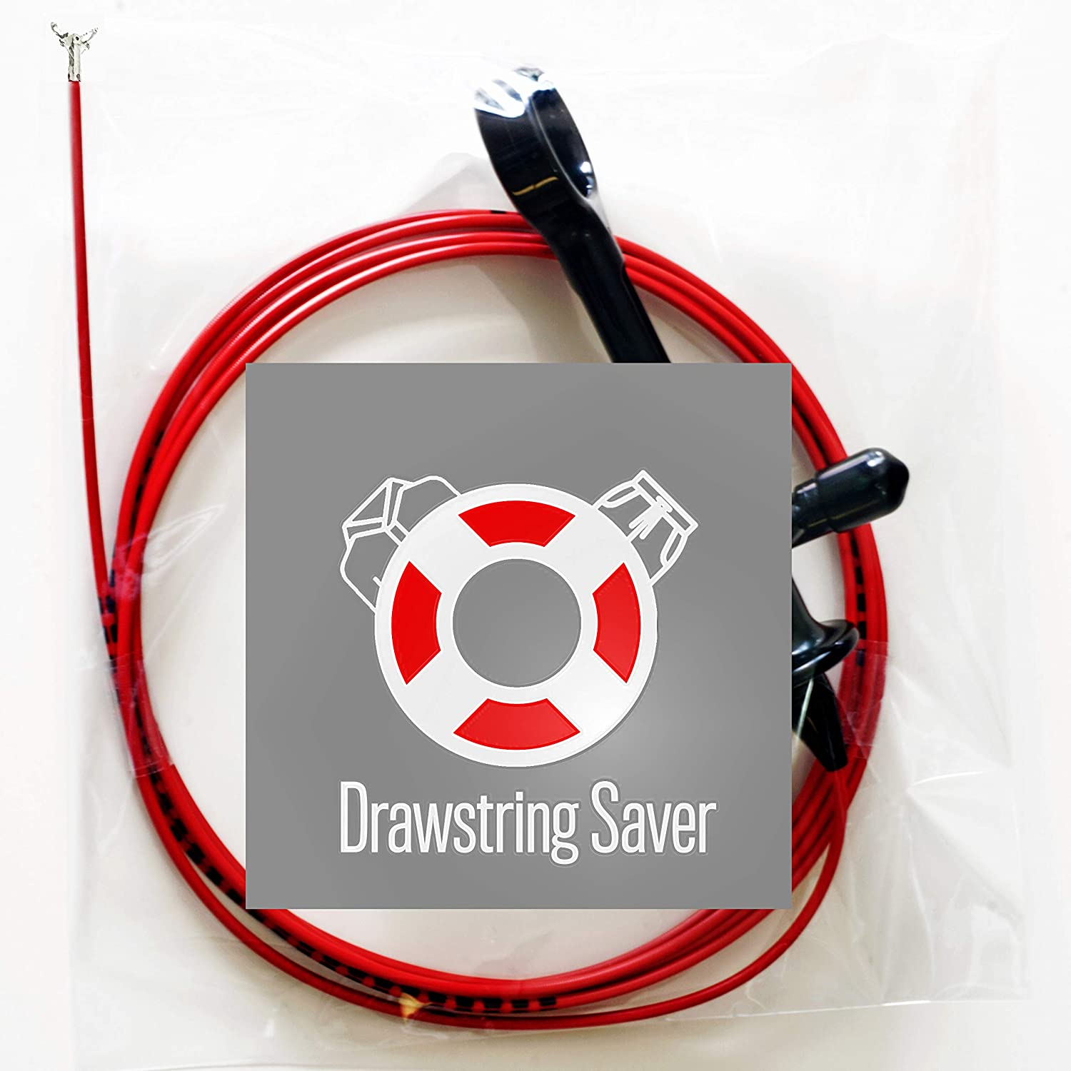Drawstring Saver Threader & Rethreader