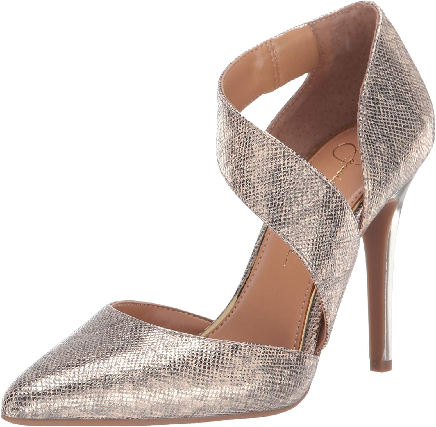 Jessica Simpson Women's Pintra Don't miss the campaign Pump Limited time for free shipping