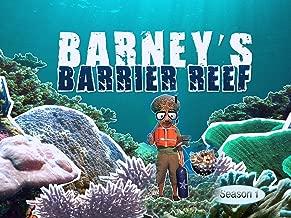 Barney's Great Barrier Reef Series