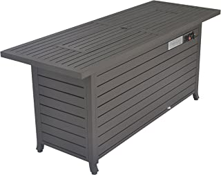 Legacy Heating CDFP-S-CB-M Aluminum fire Table, 56.7