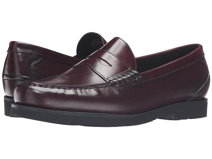 Rockport  Modern Prep Penny (Burgundy) Mens Shoes